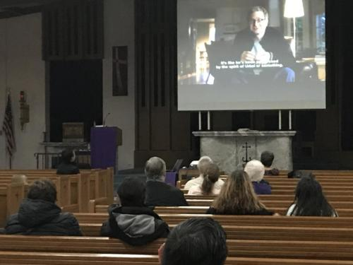 Evening of Reflection - 03/12/19